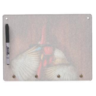 Animal - Chicken - Movie Night Dry-Erase Board