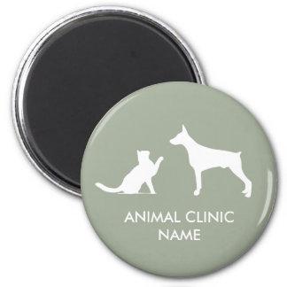 Animal Clinic Magnet