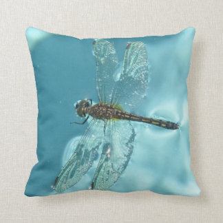 Animal Collection - Dragonfly on Water Cushion