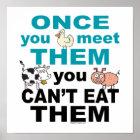 Animal Compassion Poster
