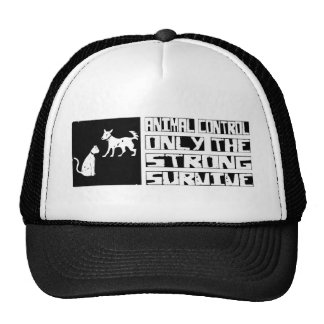 Animal Control Survive Cap