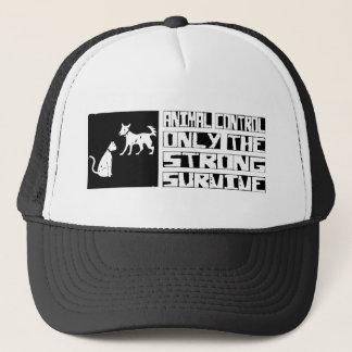 Animal Control Survive Trucker Hat