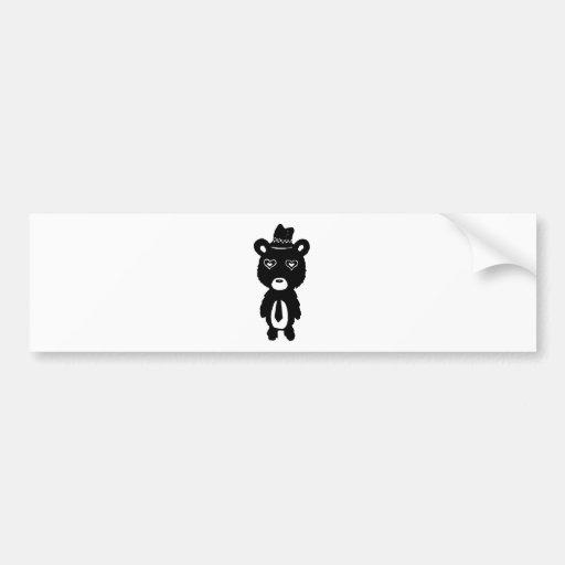 Animal Costume Bumper Sticker