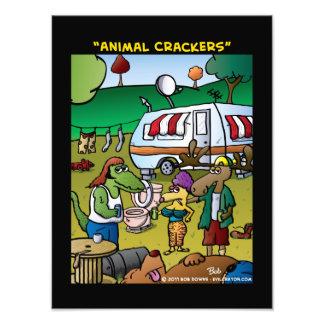"""""""Animal Crackers"""" Photo"""