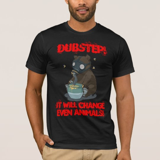 ANIMAL Dubstep T-shirt