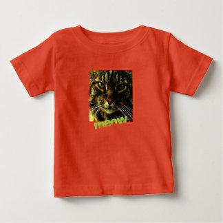 Animal Face Hypnotizing Cat Eyes Infant T-Shirt