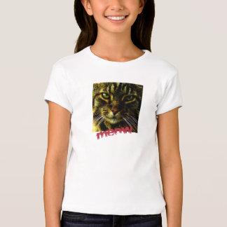 Animal Face Hypnotizing Cat Eyes T-Shirt