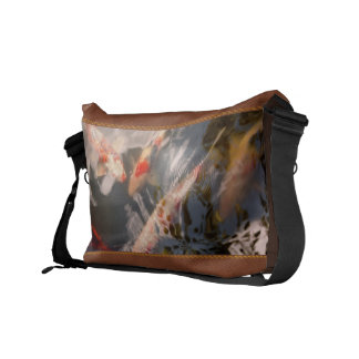 Animal - Fish - Being koi Commuter Bags