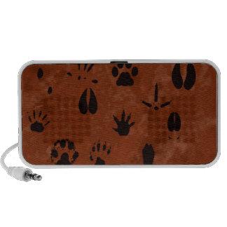 Animal Footprint Speaker