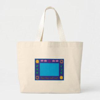 Animal Frame Tote Bag