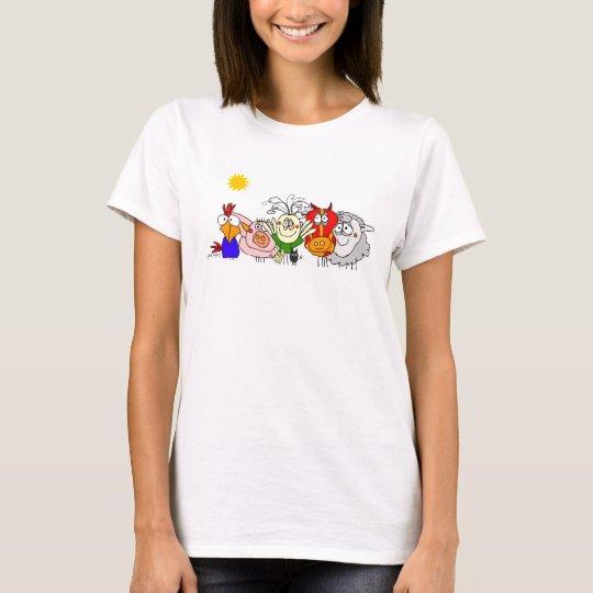 animal friend T-Shirt