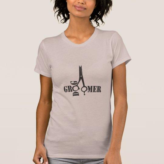 Animal Grooming Stylist Dream Cool Pet Stylist T-Shirt