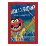 Animal - Hollywood, California Poster