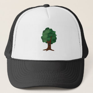 Animal In Tree Trucker Hat