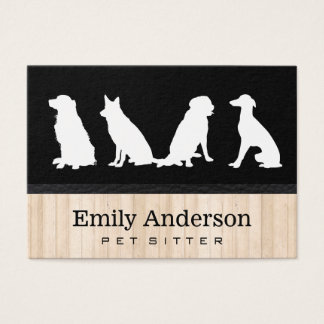 Animal Industry Business Card