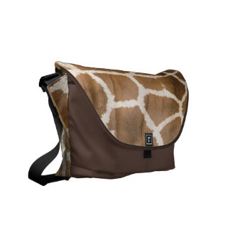 Animal Instincts Messenger Bag