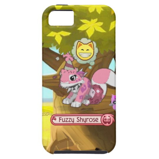 Animal Jam Snow Leopard iPhone 5/5s Casee iPhone