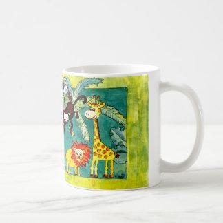 Animal Jungle Mug