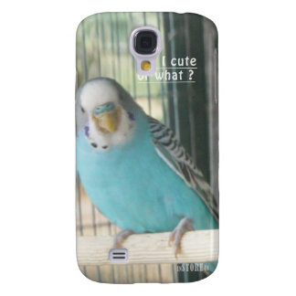 Animal Kingdom HD iPhone 3G/3GS Case - Blue Bird Galaxy S4 Case