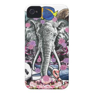 Animal Kingdom iPhone 4 Case-Mate Case