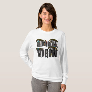 Animal Kingdom Logo With Animals, T-Shirt