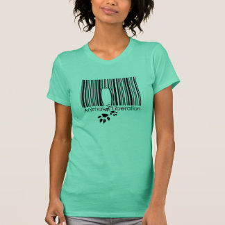 Animal Liberation Girls Shirt