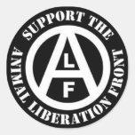 Animal Liberation Stickers