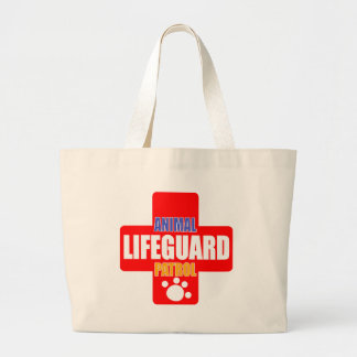 ANIMAL LIFEGUARD DOG PATROL BAG