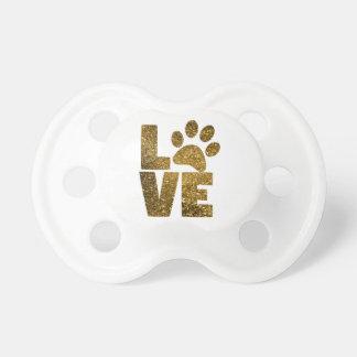 Animal Love Cat Paw Print Dummy