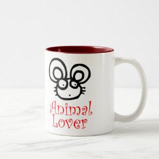 Animal Lover Coffee Mugs
