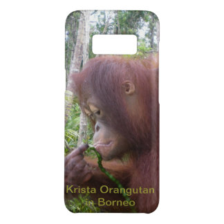 Animal Lover Orangutan Fan Case-Mate Samsung Galaxy S8 Case