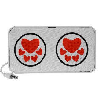Animal Lover Sign Mini Speaker
