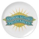 Animal Loving Vegetarian