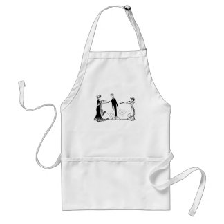 Animal Magnetism - Adult Apron