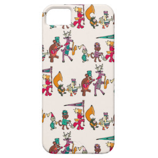 animal marching band iPhone 5 case