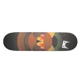 Animal Mechanics 20.6 Cm Skateboard Deck
