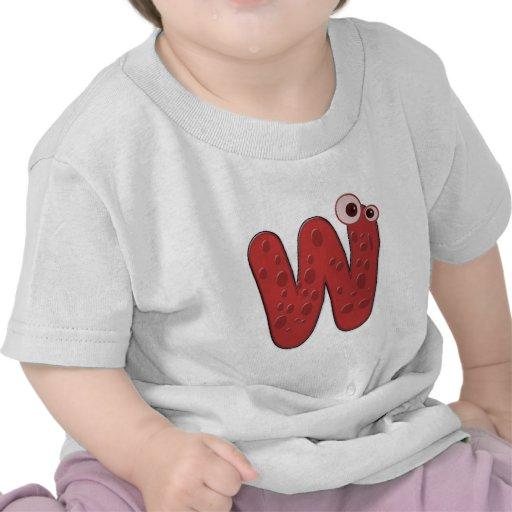animal monogram - w tshirts