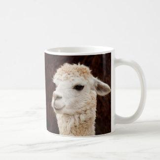 Animal Mugs: Handsome Alpaca Mug
