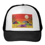 Animal Oasis Hat