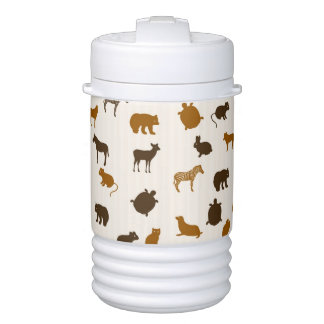 Animal pattern 1 cooler