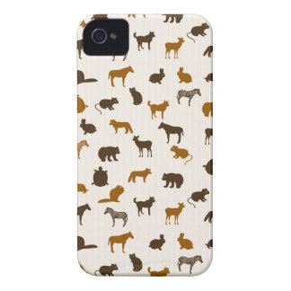 Animal pattern 1 iPhone 4 case