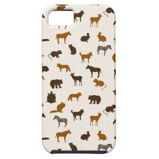 Animal pattern 1 iPhone 5 case