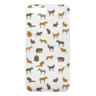 Animal pattern 1 iPhone 8 plus/7 plus case