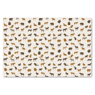 Animal pattern 1 tissue paper