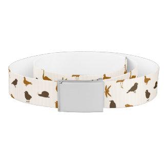 Animal pattern 2 belt