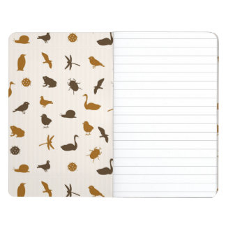 Animal pattern 2 journals