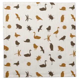Animal pattern 2 napkin