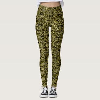 Animal Pattern#68 Designer Tights Legging Pants
