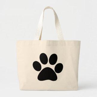 Animal Paw Tote Bag