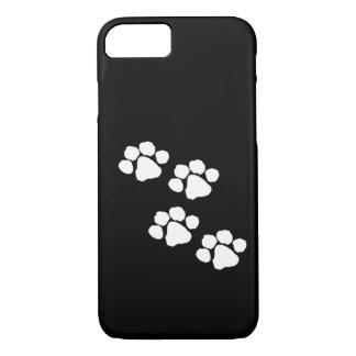 Animal Paw Prints iPhone 7 Case